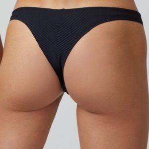 Boys+ Arrows Black List Leggy Peggy Bikini Bottoms